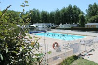 Heated pool – Camping de l'Océan